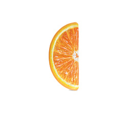 """Надувной плотик """"Апельсиновая долька"""" 178см x 85 см"""