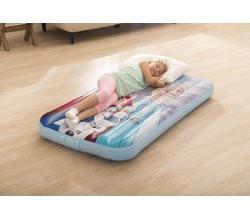 """Детская надувная кровать """"Холодное сердце"""", 3-10 лет"""
