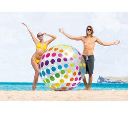 Большой пляжный мяч 183см, от 5 лет