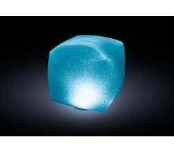 Плавающие кубы со светодиодной подсветкой