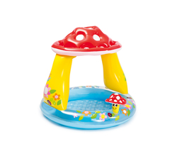 """Надувной детский бассейн """"Гриб"""" (1-3 года)"""