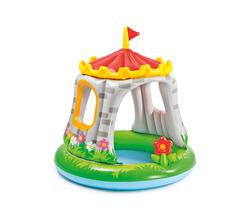"""Детский надувной бассейн """"Королевский замок"""" (1-3 лет)"""