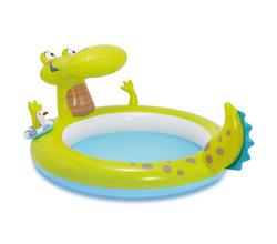 """Детский бассейн с разбрызгивателем """"Аллигатор"""" (от 2 лет)"""