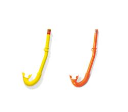 Трубка для плавания PLAY Hi-Flow, от 3 до 10 лет, цвета микс