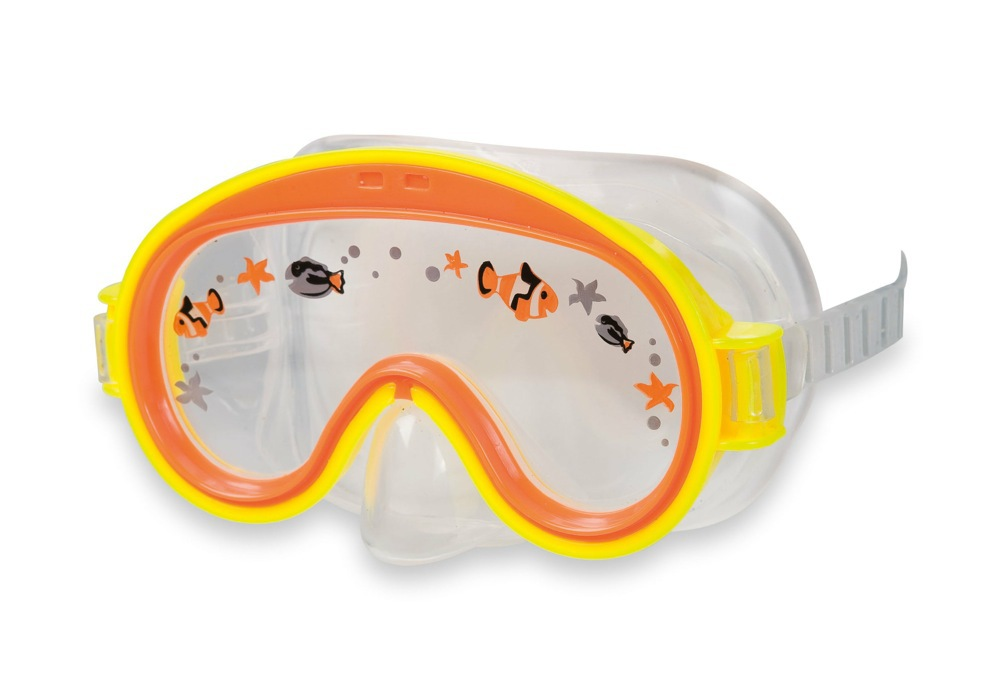 Маски для плавания Мини Авиатор, 3-8 лет, 2 цвета