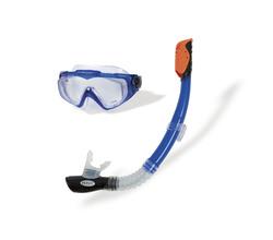 """Комплект для плавания """"Silicone Aqua Pro Swim"""", от 14 лет"""
