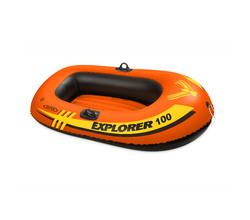 Лодка Explorer 100, одноместная, 147х84х36 см, от 6 лет, до 55 кг