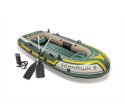 Лодка Seahawk 3, трёхместная, с сиденьями, до 300 кг