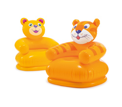 Надувные стульчики Счастливый зверек в ассортименте, 3-8 лет 2 вида