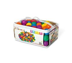 Шары для игры FUN BALLZ™ маленькие (100 шт.), от 2 лет, сумка