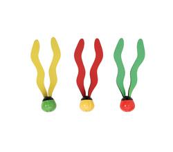 Мячики для ныряния, 3 цвета в наборе, от 6 лет