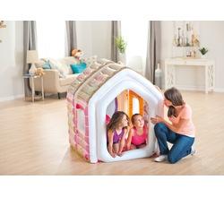 Надувной домик для игр Принцесса, 2-6 лет