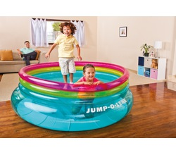 3D надувной батут JUMP-O-LENE™ 3-6 лет