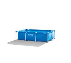Бассейн каркасный Frame Set, прямоугольный, 300х200х75 см (от 6 лет)