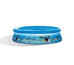 Надувной бассейн - Рифы океана EASY SET®