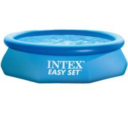 Бассейн надувной Easy Set, 305х76 см, фильтр-насос (от 6 лет)