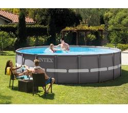 Набор каркасный бассейн ULTRA FRAME 488Х122см (от 6 лет)