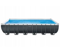 Набор прямоугольный каркасный бассейн ULTRA XTR FRAME™ 732х366х132 см (от 6 лет)