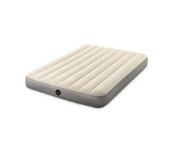Надувная кровать Делюкс с одним уровнем 1.37mx1.91mx25cm