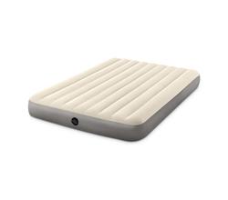 Надувная кровать Делюкс с одним уровнем 1.52mx2.03mx25cm