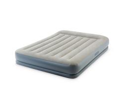 Надувная кровать с технологией FIBRE-TECH™ 1.52mx2.03mx30cm (встроенный электронасос 220-240 В)