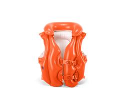 Жилет надувной «Делюкс», 50х47 см, от 3-6 лет