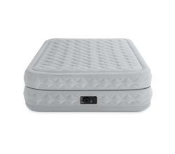 Двухспальная надувная кровать со встроенным электронасосом (220-240 В)