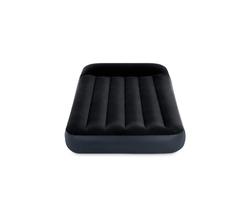 Классический надувной матрас с подголовником  (встроенный насос 220-240 В)
