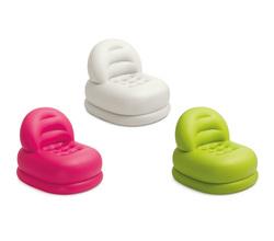 Надувные кресла Мода, 3 цвета
