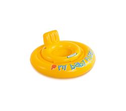 Круг для плавания с сиденьем My baby float, 70 см, от 6-12 месяцев