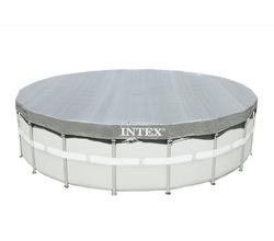 Чехол для бассейна Делюкс (для бассейнов размером 4,88м)