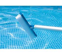 Комплект для очистки бассейна Делюкс с выдвижной рукояткой