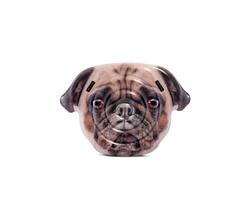 Пляжный надувной матрас «Собака» 173х130 см
