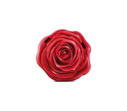 "Надувной плотик ""Роза"" 137х132 см"