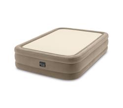 Полуторная надувная кровать 152х203х51 см