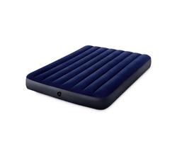 Надувной матрас Classic Downy Airbed Fiber-Tech 137х191х25 см