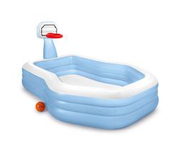 Семейный надувной бассейн INTEX (от 3 лет)