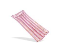 Надувной матрас с блестками