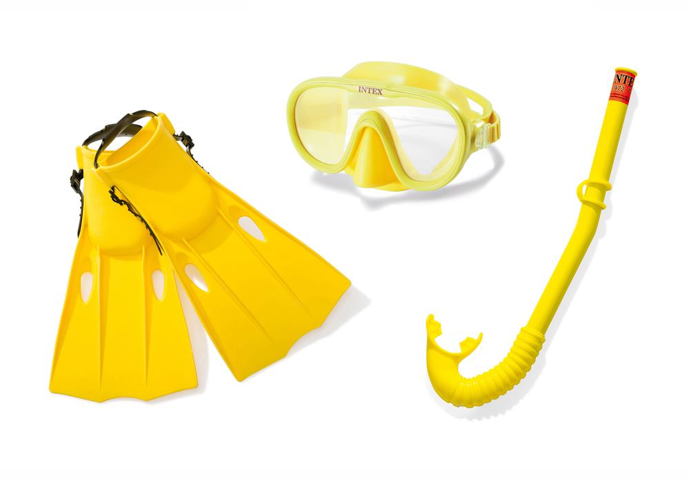 """Набор для подводного плавания """"Master Class"""", от 8 лет"""