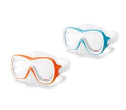 """Маска для плавания """"Wave Rider"""", от 8 лет, 2 цвета"""